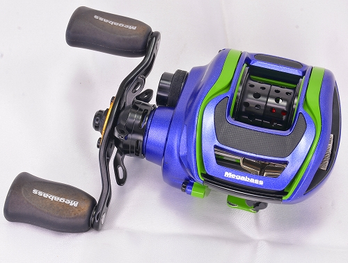 Megabass second hand reels