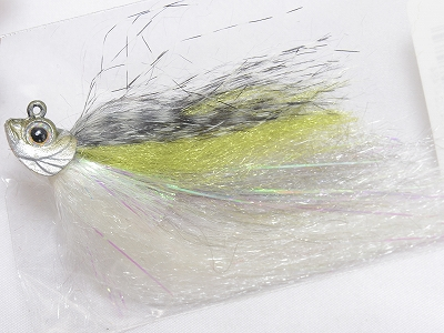 MEGABASS / HAIR JIG 1/8 oz