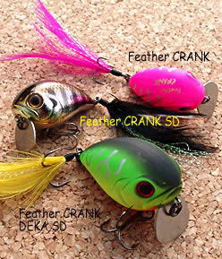 BASSDAY / FEATHER CRANK