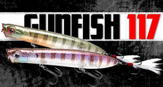 LUCKY CRAFT / GUNFISH 117