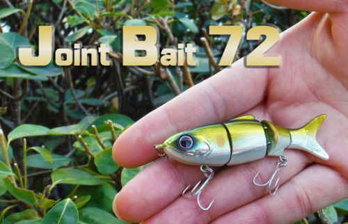BIOVEX / JOINT BAIT 72 (SLOW FLOATING)