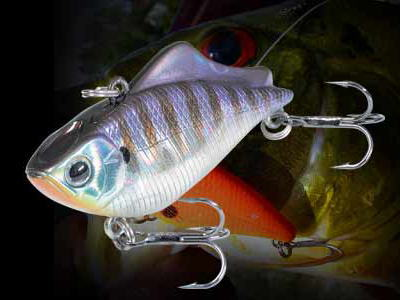 IN AURORA BROWN color LUCKY CRAFT//LIPLESS CRANKBAIT//LV-JR 70