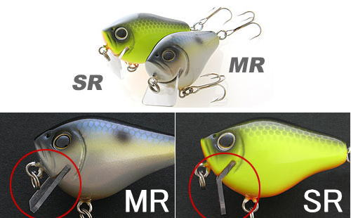 FISH ARROW / MINI CRANKING JACK SR (DISCONTINUED)