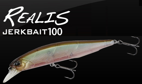 DUO / REALIS JERKBAIT 100 FLOATING