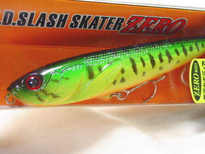 DAIWA / TD SLASH SKATER ZERO 1100 (DISCONTINUED)