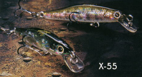 MEGABASS / X-55 (FLOATING)